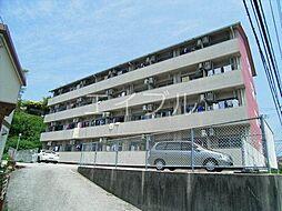 朝倉ルートハイツ[3階]の外観