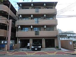 兵庫県尼崎市南塚口町6の賃貸マンションの外観