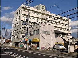 兵庫県姫路市五軒邸4丁目の賃貸マンションの外観