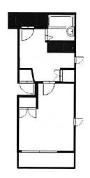 旭区さちが丘 リーヴェルポート二俣川II 202号室[2階]の間取り