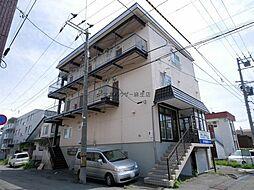 佐々木ハイツ[3階]の外観