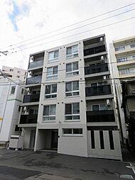 北海道札幌市中央区南四条東4丁目の賃貸マンションの外観