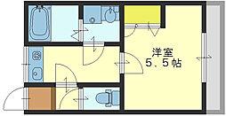 富士屋マンション[2階]の間取り