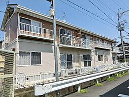 滋賀県草津市平井1の賃貸アパートの外観