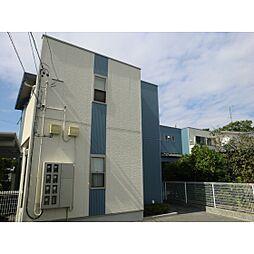 静岡県浜松市中区天神町の賃貸アパートの外観