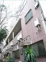 東京都文京区向丘1丁目の賃貸アパートの外観