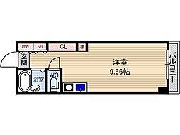 Navi2[3階]の間取り