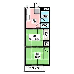 本陣駅 4.5万円