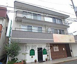 大阪府枚方市東山の賃貸マンションの外観