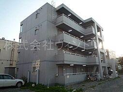 ビッグバーンズマンションN32[1階]の外観