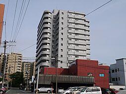 福岡県久留米市原古賀町の賃貸マンションの外観