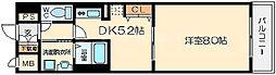 プレサンス新大阪ステーションフロント[5階]の間取り