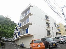 広島県広島市西区井口2丁目の賃貸アパートの外観