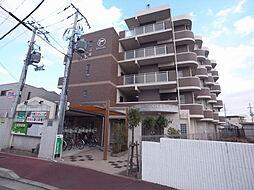 リーガルコート山本駅前[201号室]の外観