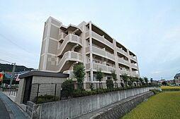 ソレイユ箕面[3階]の外観
