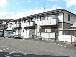 静岡県三島市東本町2丁目の賃貸アパートの外観