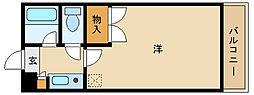 彩華Ⅲ[3階]の間取り