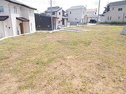 建築条件なし売地 水道・ガス引込済 即建築可能