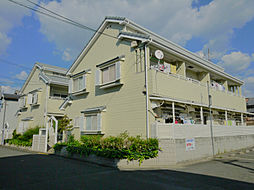 大阪府東大阪市新庄3丁目の賃貸アパートの外観