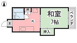 南町駅 2.3万円