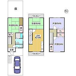 清水五条駅 880万円