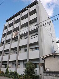 兵庫県尼崎市杭瀬北新町2丁目の賃貸マンションの外観