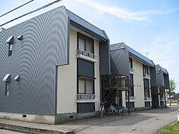 コーポ栄[201号室]の外観