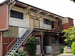 八坂アパート[2階]の外観