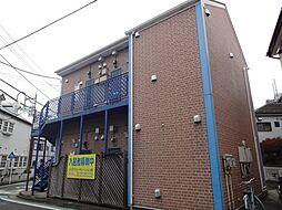 ハーミットクラブハウス ペッシェ[102号室]の外観
