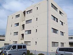 埼玉県熊谷市三ヶ尻の賃貸マンションの外観