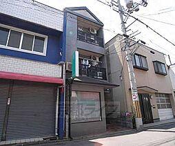 京都府京都市伏見区深草フチ町の賃貸マンションの外観