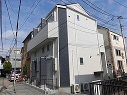 マグニフィセント鶴見[1階]の外観