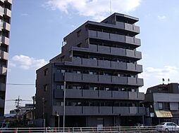 東京都練馬区高野台の賃貸マンションの外観