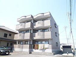 三重県四日市市末永町の賃貸マンションの外観