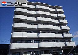リバーコートセト[3階]の外観