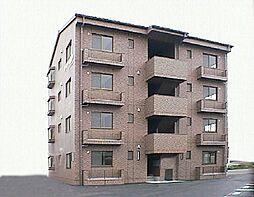愛知県安城市小川町堂開道の賃貸マンションの外観