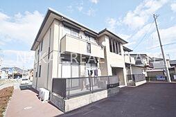 シャーメゾン小松島B[101号室]の外観