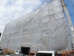 (仮称)新喜多東1丁目新築マンション[2階]の外観