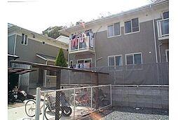 京都府向日市寺戸町乾垣内の賃貸アパートの外観