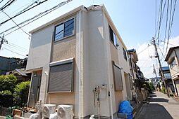 東京都足立区西新井本町1の賃貸アパートの外観