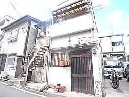 兵庫県神戸市灘区大石東町6丁目の賃貸アパートの外観