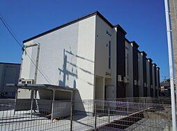 パークコート城東 A棟[207号室]の外観