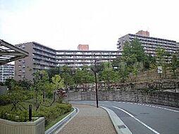 千里ガーデンハイツ[1階]の外観