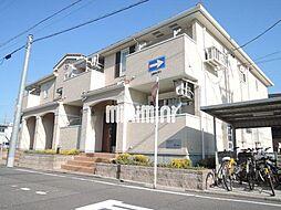 シンフォニア・ガーデン丸米Ⅱ[2階]の外観