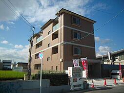 京都府京都市南区吉祥院新田弐ノ段町の賃貸マンションの外観