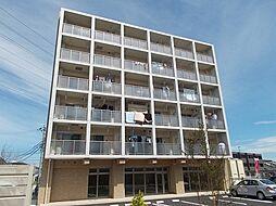 千葉県柏市高柳1丁目の賃貸マンションの外観