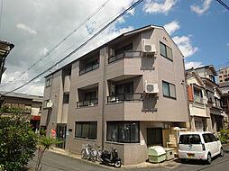 京都府京都市山科区竹鼻扇町の賃貸マンションの外観