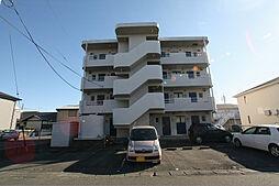 静岡県袋井市田町2丁目の賃貸マンションの外観
