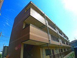 ツインコート北野B[2階]の外観