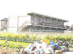 阪南コーポ[2階]の外観